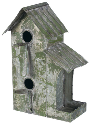 Twin Feeder Birdhouse