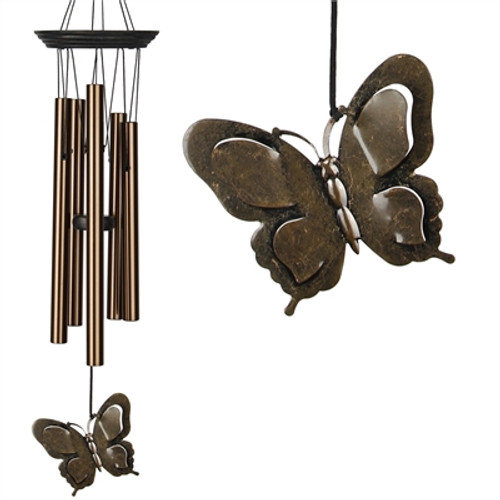 My Butterfly Chime - Bronze
