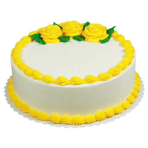 Fresh Baked Birthday Cake -Local Delivery ONLY