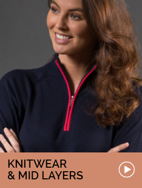Ladies Golf Knitwear and Sweaters