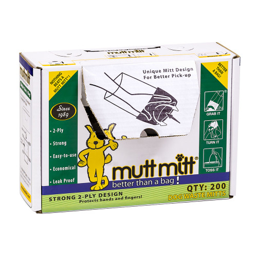 Dispense-A-Mitt® (200 Mitts) Dispenser Box – Item#: 2710