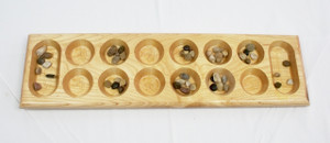 Basic Mancala Game - Maple