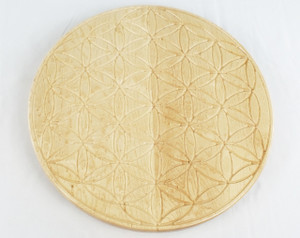 Birdseye Maple Tree of Life Lazy Susan