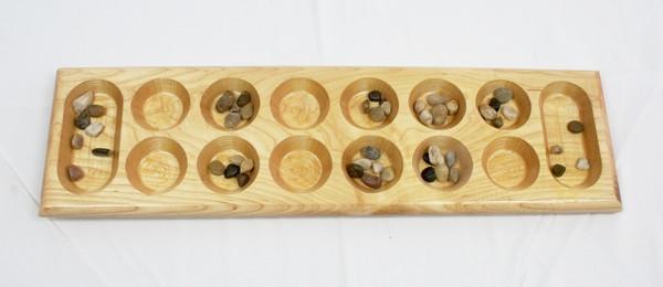 Basic Mancala Game - Maple