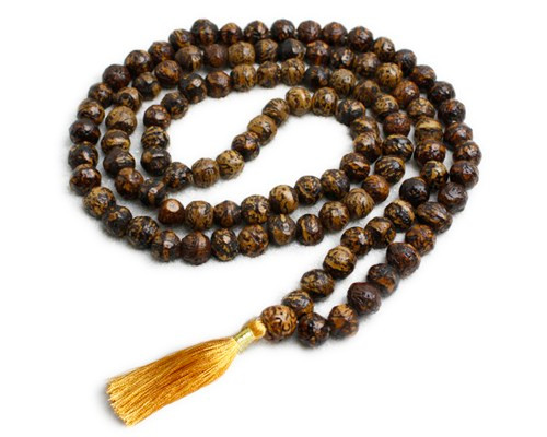 Bodhi Seed Meditation Mala Prayer Beads - Sage Meditation-5010