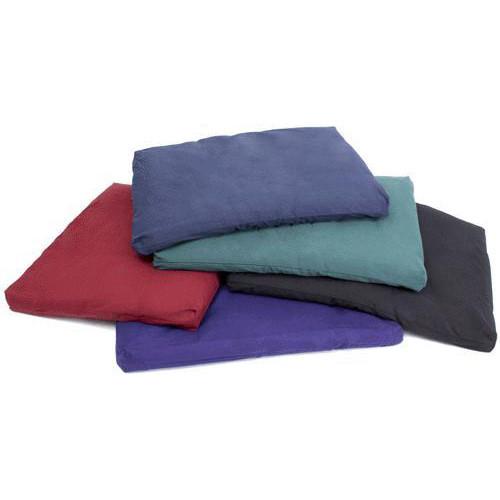 cotton twill zabuton with removable cover