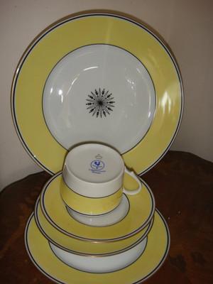 A. Raynaud et cie Limoges France Ceralene u0027Directorie  Dinnerware ... & Limoges - Dinnerware sets - Centuryimports2010