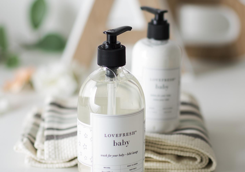 Brand Spotlight: Lovefresh Baby