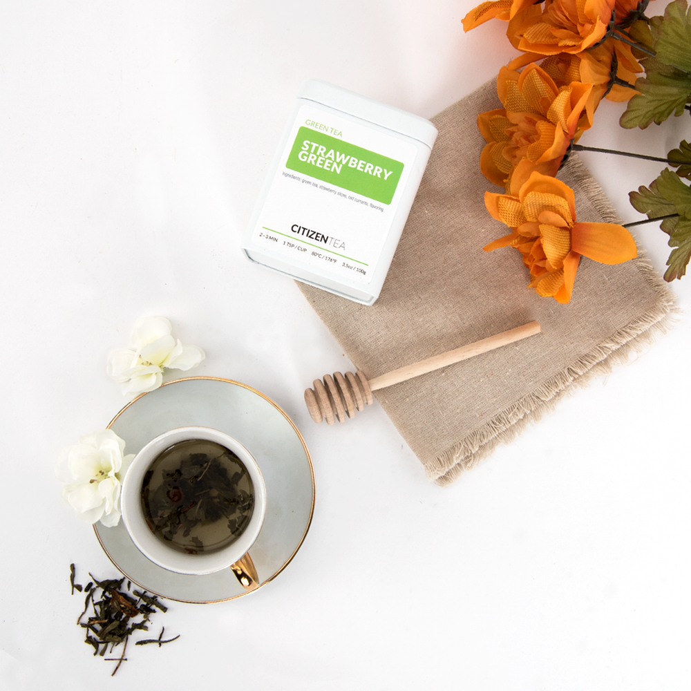 Brand Spotlight: CitizenTea