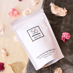 Só Luxury Coco Oat Milk Bath