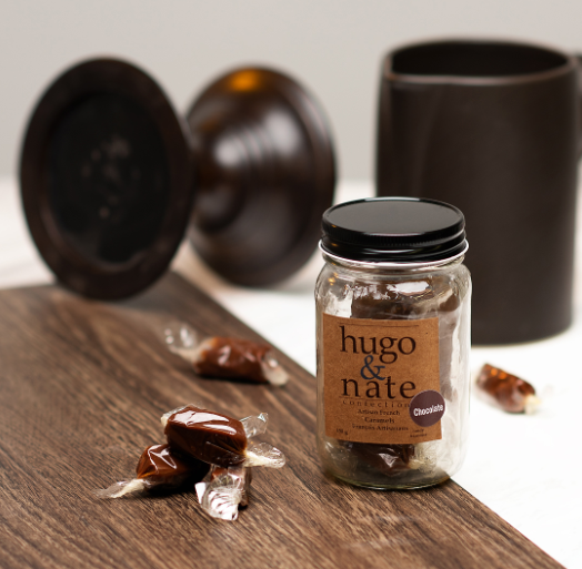 Hugo & Nate: Artisan French Caramels