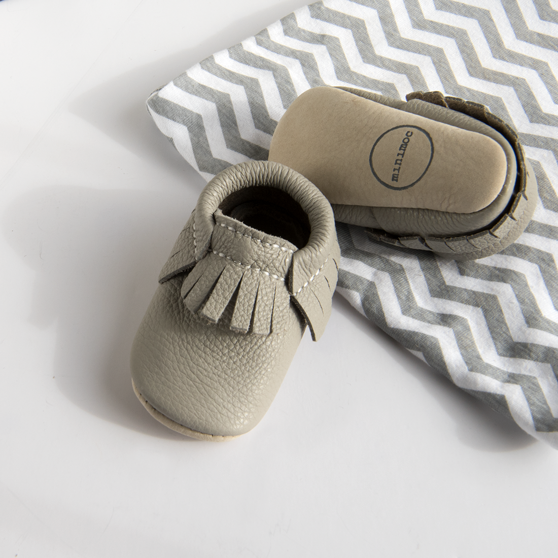 Minimoc! The Cutest Moccasins for Little Feet.