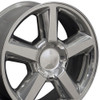 "20"" Fits Chevrolet - Tahoe Wheel - Polished 20x8.5"