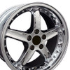 """18"""" Fits Ford - Mustang FR500 Wheel - Anthracite 18x9"""