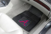 Atlanta Braves Vinyl Floor Mats