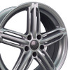 "18"" Fits Audi - RS6 Wheel - Silver 18x8"