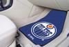 Edmonton Oilers Carpet Floor Mats