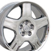 "18"" Fits Lexus - LS 430 Wheel - Chrome 18x7.5"