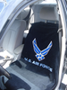 US Air Force Car Seat Cover Towel Armour