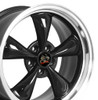 "18"" Fits Ford - Mustang Bullitt Wheel - Black 18x9"