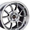 """18"""" Fits Ford - Mustang FR500 Wheel - Chrome 18x10"""