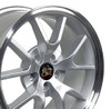 """18"""" Fits Ford - Mustang FR500 Wheel - Silver 18x9"""