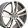 """20"""" Fits Audi - Q7 Wheel - Gunmetal 20x9"""