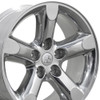 "20"" Fits Dodge - Ram 1500 Wheel - Polished 20x9"
