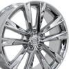 """19"""" Fits Lexus - RX 350 F Sport Wheel - Chrome 19x7.5"""