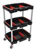 3 Shelf Cart for Mechanics