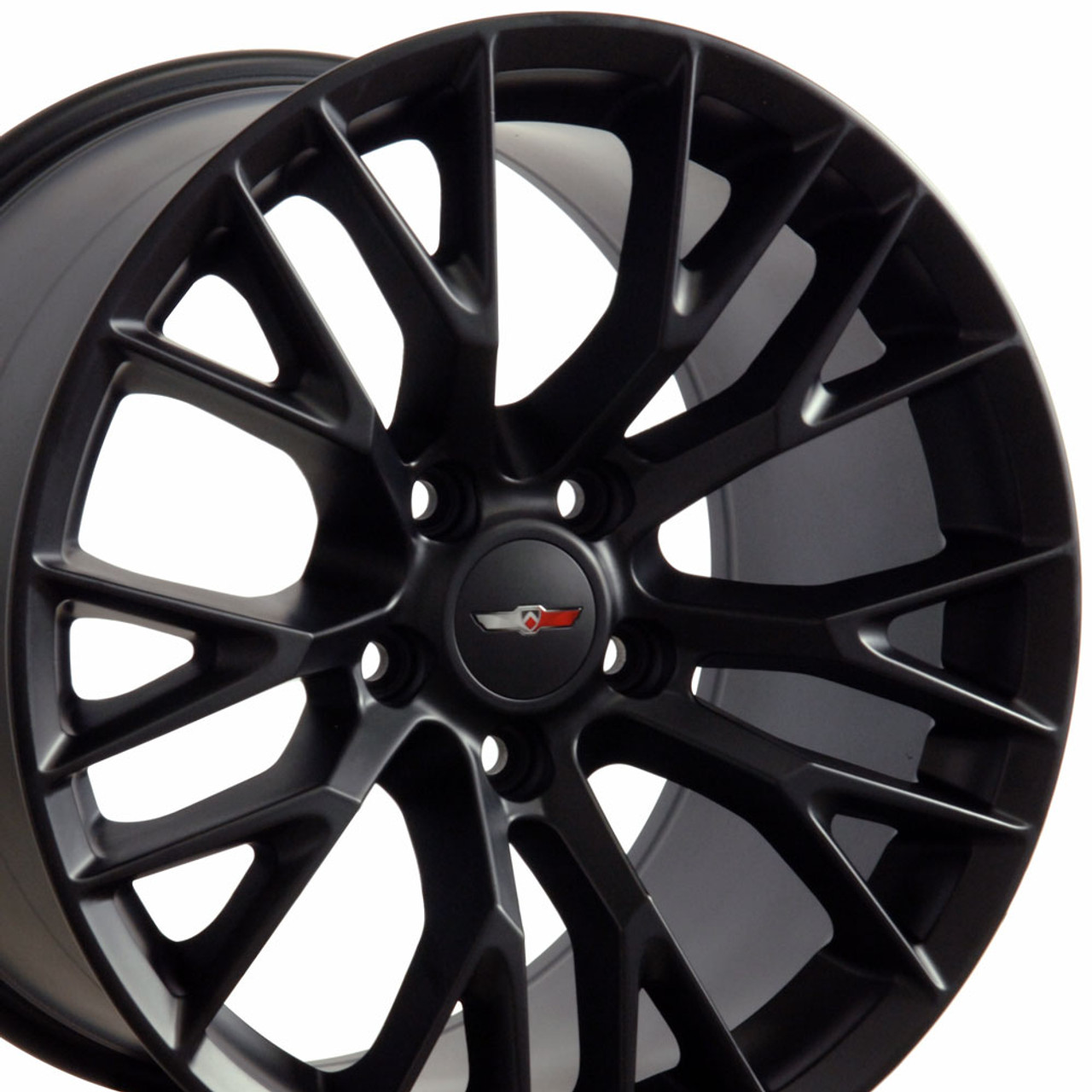 pilot wheels tires chevrolet rims oem michelin stingray sets shop corvette