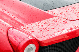 Keep that Car Shine with Cherry Wet Wax