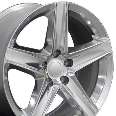 "20"" Fits Jeep - Grand Cherokee Wheel - Polished 20x9"