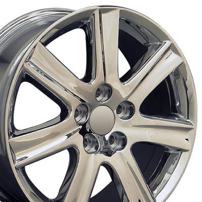 "17"" Fits Lexus - ES 350 Wheel - Chrome17x7"