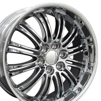 """22"""" Fits Cadillac - Escalade Replica Wheel - Chrome 22x9"""