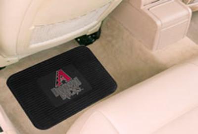 Arizona Diamondbacks Rear Vinyl Floor Mats