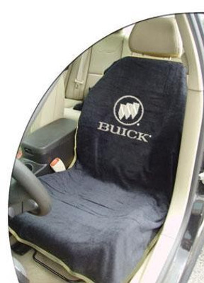 Buick Black Car Seat Cover Towel Armour