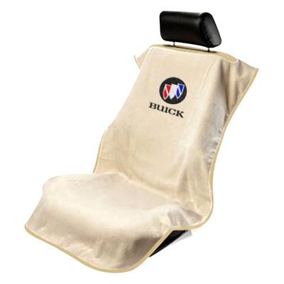 Buick Tan Car Seat Cover Towel Armour