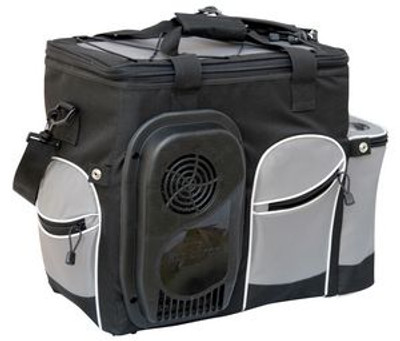 Koolatron D25 Portable Soft Sided Cooler Warmer 34 Cans-24 liter