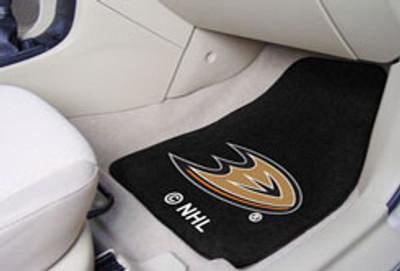 Anaheim Ducks Carpet Floor Mats