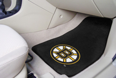 Boston Bruins Carpet Floor Mats