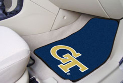 Georgia Tech Carpet Floor Mats
