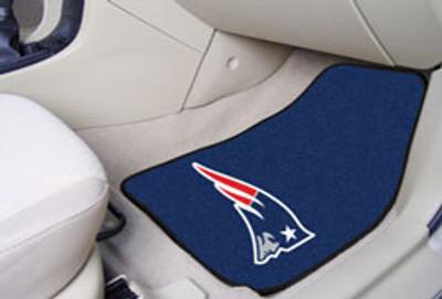 New England Patriots Carpet Floor Mats