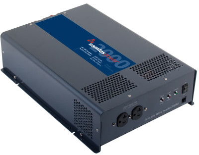Samlex 2000 Watt Pure Sine Wave Inverter 24V