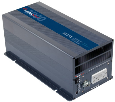 Samlex 3000 Watt Pure Sine Wave Inverter 24 Volt