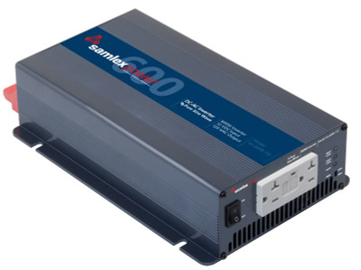Samlex 600 Watt Pure Sine Wave Inverter 12 Volt