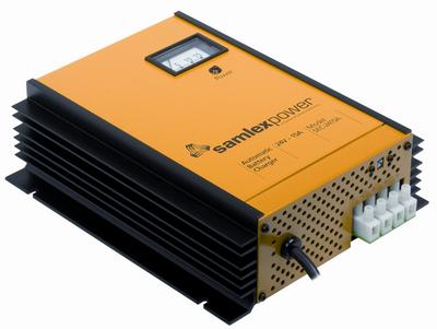Samlex Automatic Switch Mode 15 Amp Battery Charger 24V