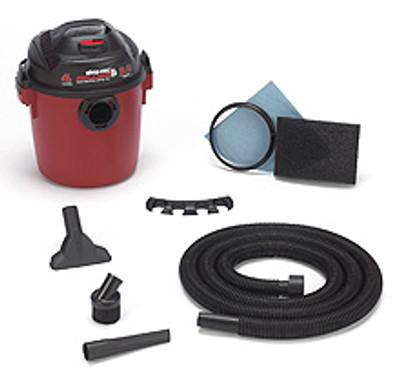 Shop-Vac 4 Gallon 2.0 Peak HP Vacuum Model 5850300
