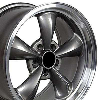 "18"" Fits Ford - Mustang Bullitt Wheel - Anthracite 18x9"