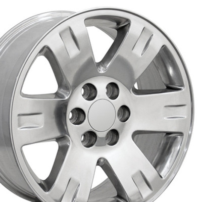 "20"" Fits GMC - Yukon Wheel - Polished 20x8.5"
